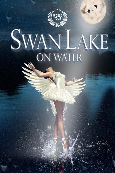 concert Le Lac Des Cygnes Sur L'eau (ballet & Orchestre Du ë Grand Opera Ukraine À� Kharkov û )
