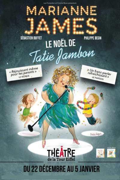 LE NOEL DE TATIE JAMBON
