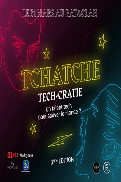 TCHATCHE TECH-CRATIE