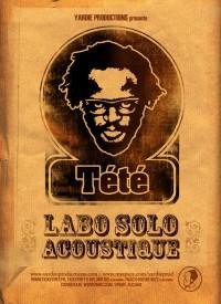 Tété présente en concert solo acoustique ses nouvelles chansons