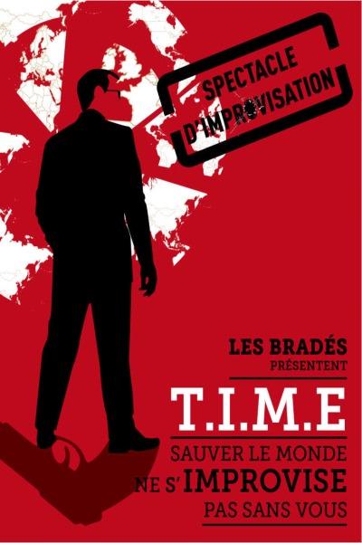 TIME: LE SHOW D'IMPROVISATION