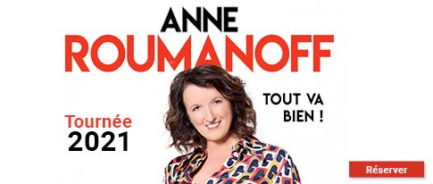 Anne Roumanoff Tout va bien 2021