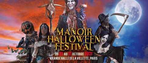 Manoir Halloween Festival 2021