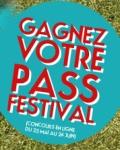 Gagnez des pass pour les festivals de l'été !