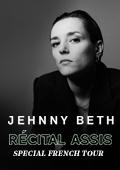 Jehnny Beth récital assis 2020