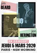 JIM BEARD AND JON HERINGTON