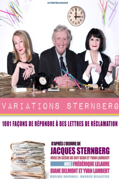 VARIATIONS STERNBERG