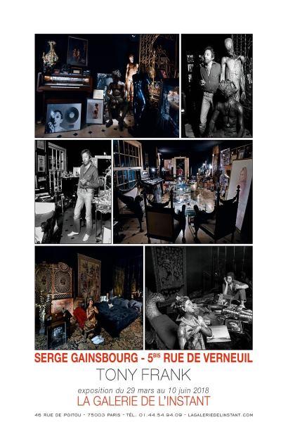 CULTE / Serge Gainsbourg : une maison, une famille - Charlotte et Lulu - et un hommage en photo !