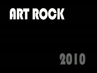 Art Rock - Teaser 2010
