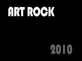 Art Rock - Teaser 2010