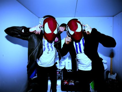 The Bloody Beetroots live @ Panoramas by Sourde Oreille