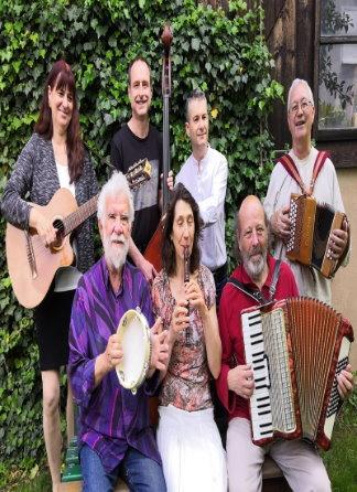concert Les Vieux Potes