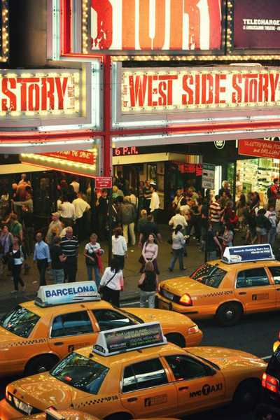 WEST SIDE STORY (OPERA FUOCO)