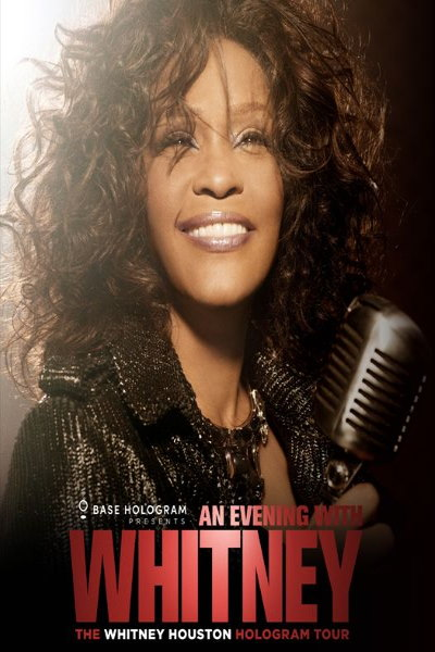 concert An Evening With Whitney - The Whitney Houston Hologram Tour