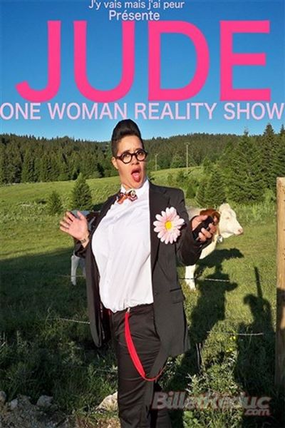 ONE WOMAN REALITY SHOW