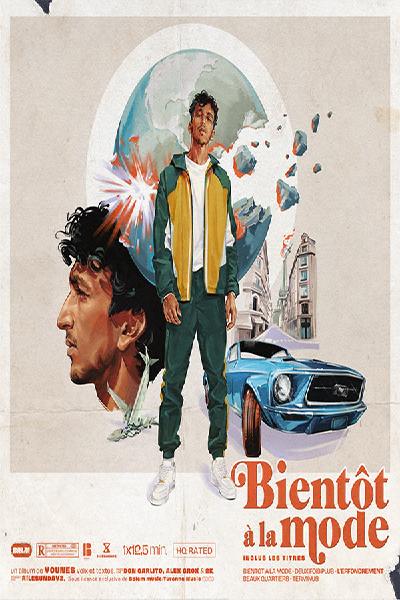 Younès - Bientôt à la mode (Prod. Don Carlito) (Clip Officiel)