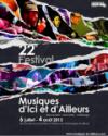 FESTIVAL DES MUSIQUES D'ICI ET D'AILLEURS