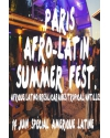 PARIS AFRO-LATIN SUMMER FEST