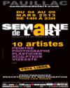 SEMAINE DE L'ART DE PAUILLAC