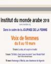 VOIX DE FEMMES A PARIS