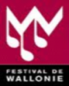 FESTIVALS DE WALLONIE