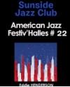 AMERICAN JAZZ FESTIV HALLES