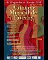 AUTOMNE MUSICAL DE TAVERNY