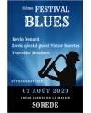FESTIVAL DE BLUES A SOREDE