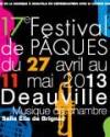 FESTIVAL DE PAQUES DE DEAUVILLE