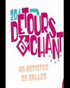 DETOURS DE CHANT