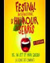 FESTIVAL D'HUMOUR DE SERRIS