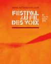 FESTIVAL AU FIL DES VOIX A PARIS