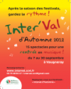 INTER'VAL D'AUTOMNE