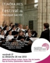 FESTIVAL ITINERAIRES