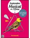 SEPTEMBRE MUSICAL DE L'ORNE